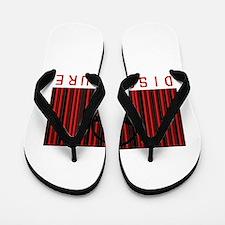 Alien Disclosure Flip Flops