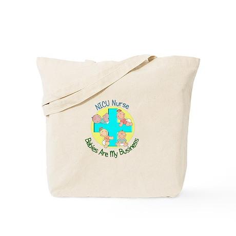 Baby Nurses Tote Bag