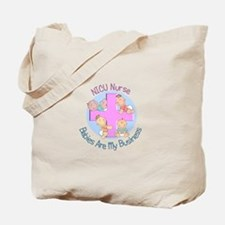 Baby Nurses Tote Bag