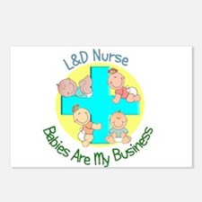 L&D Nurse Postcards (Package of 8)