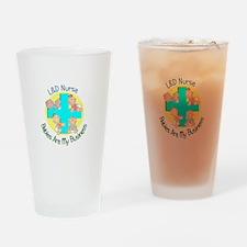 L&D Nurse Drinking Glass