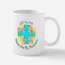 L&D Nurse Mug
