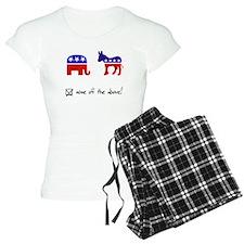 No Republicans or Democrats Pajamas