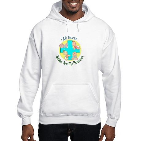 L D Nurse Hoodies | L D Nurse Sweatshirts & Crewnecks