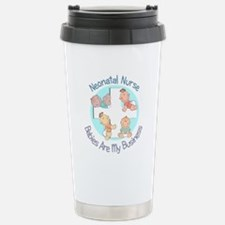 Neonatal Nurse Stainless Steel Travel Mug