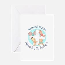 Neonatal Nurse Greeting Card