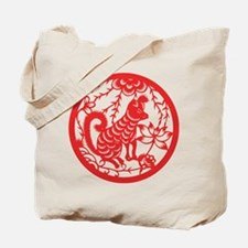 Dog Zodiac Tote Bag