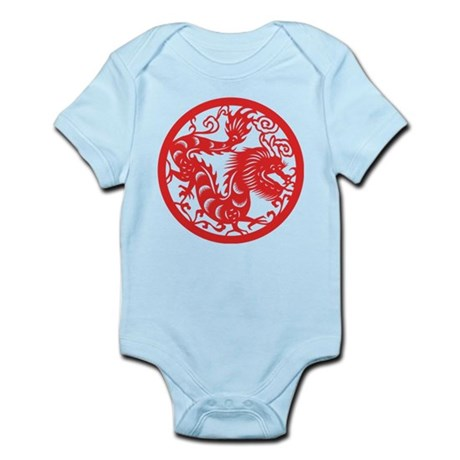 Dragon Zodiac Infant Bodysuit