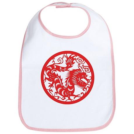 Dragon Zodiac Bib