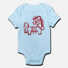 Horse Zodiac Infant Bodysuit