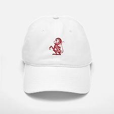 Monkey Zodiac Baseball Baseball Cap