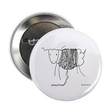 "woool 2.25"" Button (100 pack)"
