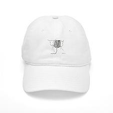 Cute Yarn sheep Baseball Cap