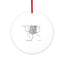 woool Ornament (Round)