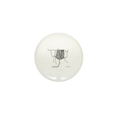 woolino Mini Button