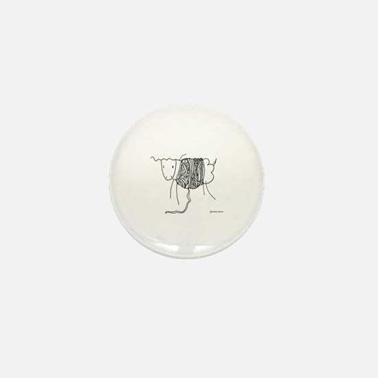 woolino Mini Button