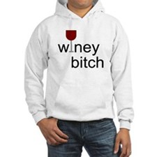 Winey Bitch Hoodie