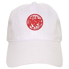 Pig Zodiac Baseball Cap