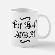 Pit Bull MOM Mug