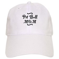 Pit Bull MOM Baseball Cap