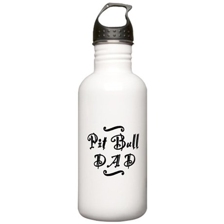 Pit Bull DAD Stainless Water Bottle 1.0L