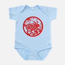 Rabbit Zodiac Infant Bodysuit