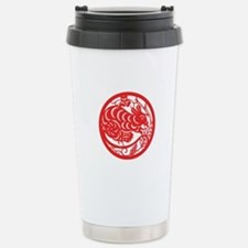 Rat Zodiac Stainless Steel Travel Mug