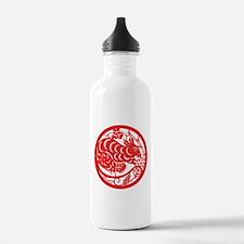 Rat Zodiac Water Bottle