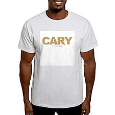City of Beige Ash Grey T-Shirt