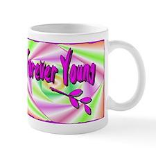 forever young Small Mug