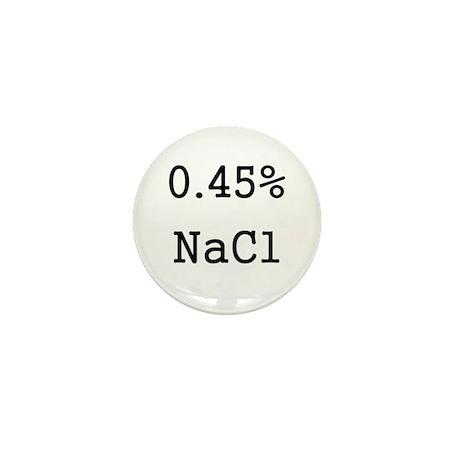Half Normal Mini Button
