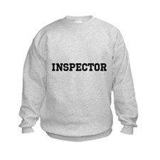 Inspector (Light) Sweatshirt
