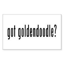 GOT GOLDENDOODLE Decal