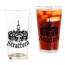 Stratford Ontario Drinking Glass