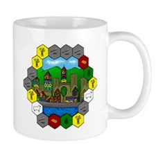 Cute Hexagon Mug