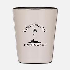 "Cisco Beach ""Lighthouse"" Design. Shot Glass"