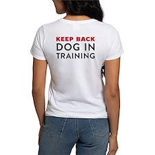 Dog in Training Women's T-Shirt