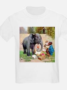 Roosevelt Bears and An Elephant T-Shirt