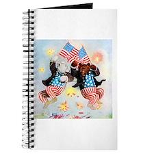 Roosevelt Bears as Patriots Bears Journal