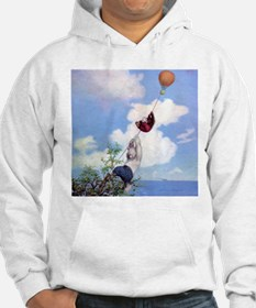 Roosevelt Bears In a Hot Air Balloon Hoodie