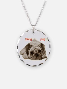 pug love Necklace
