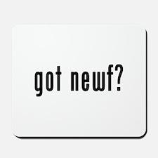 GOT NEWF Mousepad
