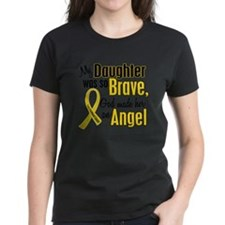 Unique Angel brave honor remember remembering remembrance Tee