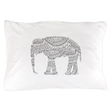 Eclectic Elephant Pillow Case