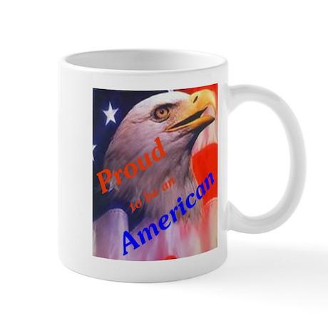 Proud to be an American Mug
