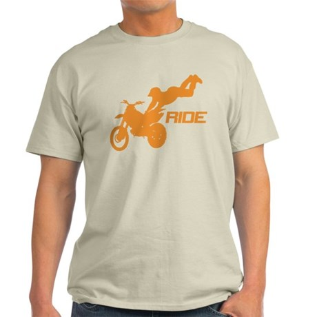 Ride Orange Light T-Shirt