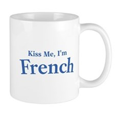 Kiss Me, I'm French Mug