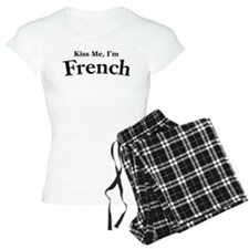 Kiss Me, I'm French Pajamas