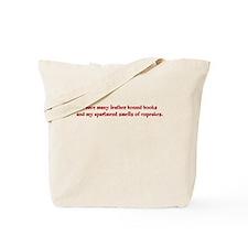 Anchorman Tote Bag