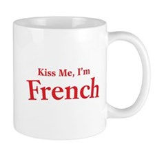 Kiss Me, I'm French Mug